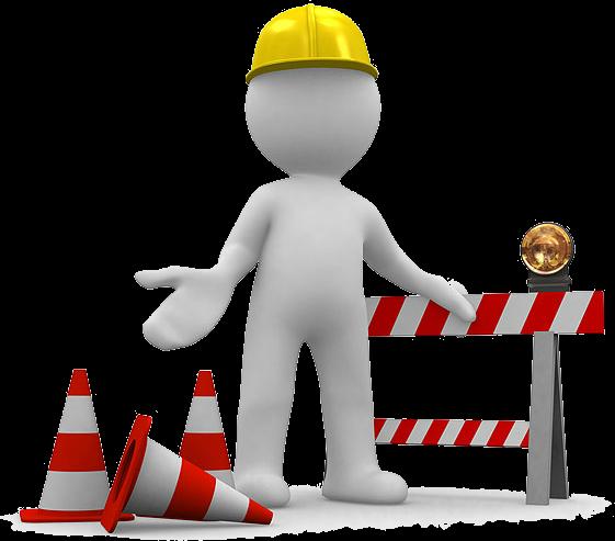 Server-Arbeiten – nicht erreichbar
